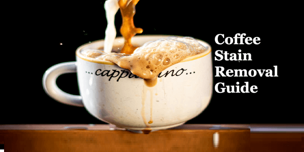 Coffee Stain Removal Guide