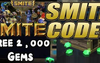 SMITE Codes