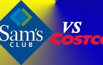 Sams club vs Costco