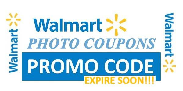 Walmart Photo Coupon