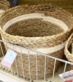 Natural Storage Baskets