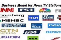 Revenue Model of TV