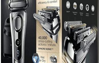 Braun 9290cc Men's Electric Foil Shave