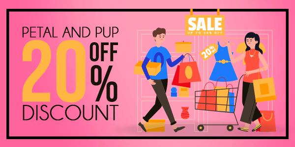 Petal and Pup Discount Code