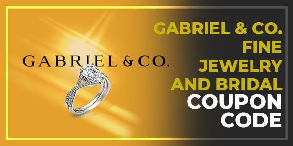 Gabriel & Co. coupon code