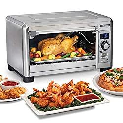 HAMILTON BEACH PROFESSIONAL Digital Toaster Oven