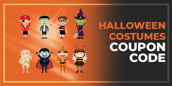Halloween costumes coupon code