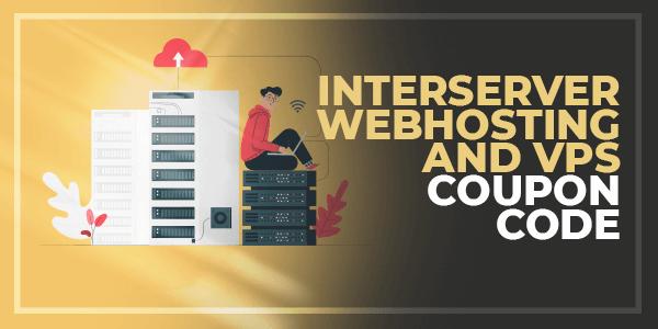 Interserver Webhosting VPS coupon