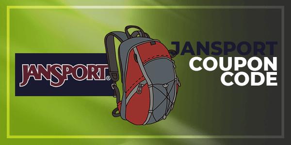 JanSport coupon code