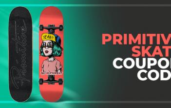 Primitive Skate Coupon