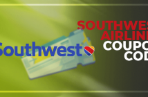 Southwest Airlines coupon