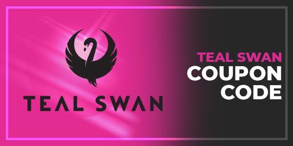 Teal Swan coupon code